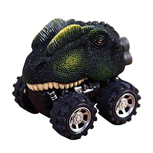 Mitlfuny Black Friay DE Cyber Monday DE,Kindertag Geschenk Spielzeug Dinosaurier Modell Mini Toy Car Rückseite des Autos ()