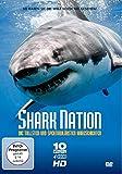 Shark Nation - Die tollsten und unglaublichsten Haigeschichten [4 DVDs]