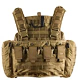 Tasmanian Tiger Funktionsweste Chest Rig MKII, khaki, One size, 7616