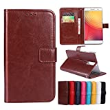 Funda® Flip Brieftasche Hülle für Doogee Y6 Max(Muster 8)