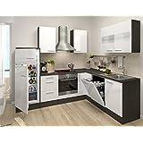 Suchergebnis auf Amazon.de für: einbauküche l form: Küche ...
