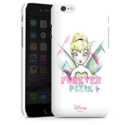 Apple iPhone X Silikon Hülle Case Schutzhülle Disney Tinkerbell Fanartikel Geschenke Premium Case matt