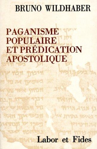 Paganisme populaire et prédication apostolique