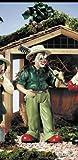 Gilde Clown - Vogelfreund - Handbemalte Sammlerfigur