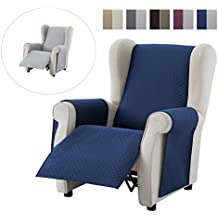 sillones orejeros - textil-home - Amazon.es