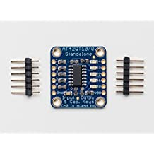 Adafruit Standalone 5-Pad Capacitive Touch Sensor Breakout - AT42QT1070 [ADA1362]