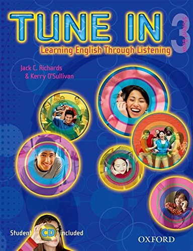 Tune In 3: Student's Book with Student CD - 9780194471169 por Jack C. Richards