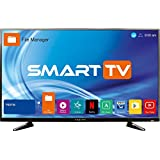 Kevin 102 cm (40 inches) Full HD Smart LED TV KN40S (Black) (2018 model)