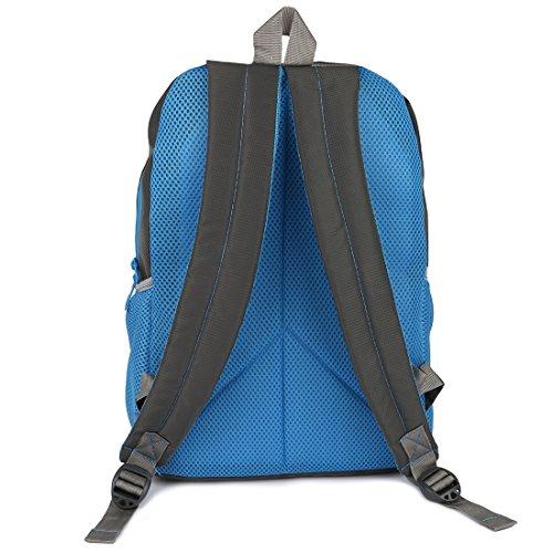 Lutyens Navy Blue Mini School Bag/Casual Backpack (Lutyens_212)