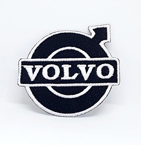 Volvo Car Logo New Iron/Nähen auf bestickt Patch