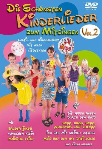 Die schönsten Kinderlieder zum Mitsingen, Vol. 2