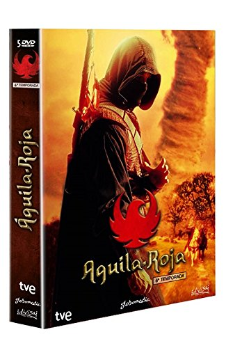 Águila Roja – Temporada 6 [DVD] 51Vb 2BuwXwgL