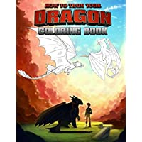How To Train Your Dragon Book: 50+ Design about Hiccup and Friend Funny How to Train your Dragon Coloring Books