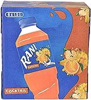Rani Cocktail Drink in Pet Bottle, 6 x 1.5 Litre