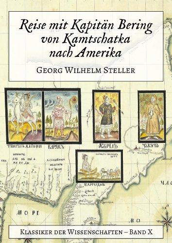 Buchseite und Rezensionen zu 'Reise mit Kapitän Bering von Kamtschatka nach Amerika' von Georg Wilhelm Steller