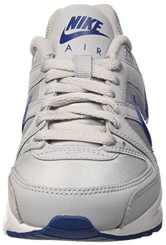 Nike Jungen 844346-041 Turnschuhe Grau (Wolf Grey/coastal Blue White)