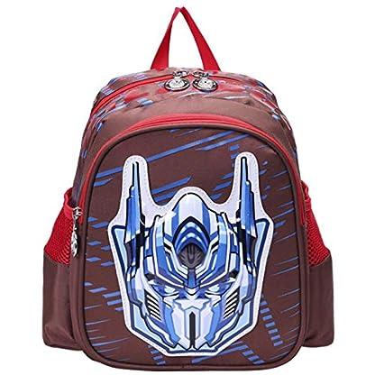 51Vb11zyjVL. SS416  - Mochila Escolar Para Niños Adolescentes Ligeros Transformers Mochilas Para Niños Y Niñas Bolsas Escolares De 3-8 Años