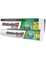 Blend-a-dent Plus Duo Schutz Premium-Haftcreme, 40 g