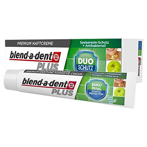 Blend-a-dent Plus Duo Schutz Premium-Haftcreme, 12er Pack (12x 40 g)