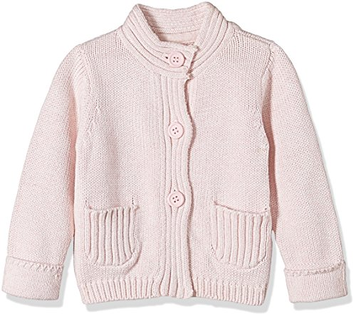 Mothercare Baby Girls' Knitwear (C0458_Pink_9-12 months)