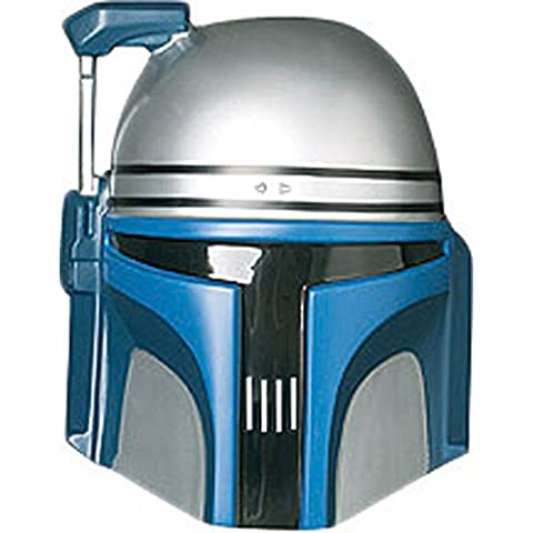 Maschera adulto PVC Jango Fett - Star Wars