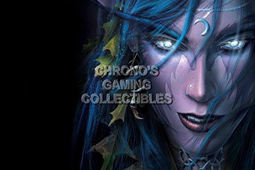 World of Warcraft – Nachtelfen Poster
