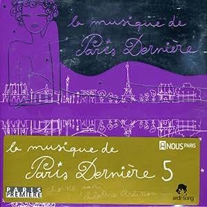 La Musique De Paris Dernière /Vol.5