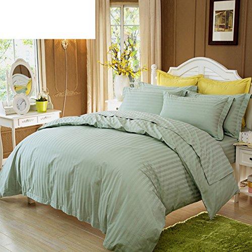 UYDBKSJABM Reiner Baumwolle Sommer Quilt Baumwolle Decke erhöhen den Bettbezug-B 245x270cm(96x106inch) (X Bettbezug 96 106)