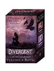 Divergent Boxed Set (books 1 and 2): Divergent - Insurgent by Roth. Veronica ...