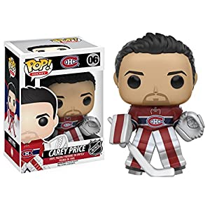 FunKo POP Vinilo NHL Carey Price Exc