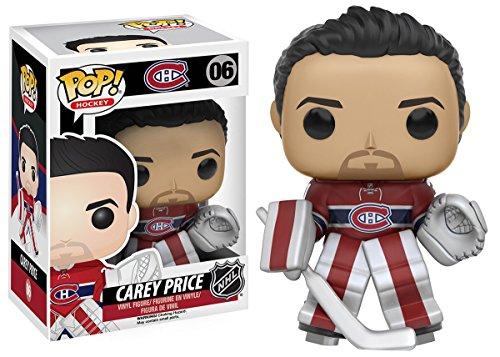 FunKo POP Vinilo NHL Carey Price Exc