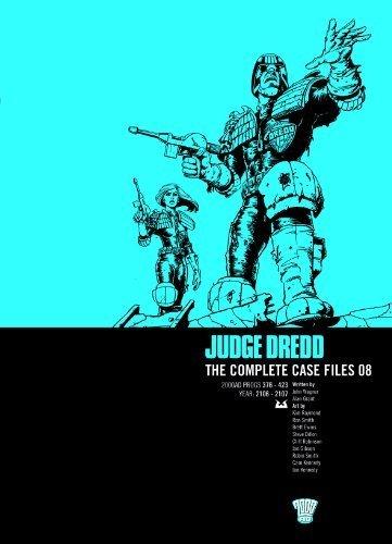 Judge Dredd: Complete Case Files v. 8 (Judge Dredd) by John Wagner (2007-05-15)