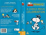 Peanuts/Snoopy - A Charlie Brown Celebration [VHS]
