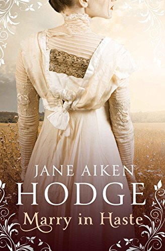 Marry in Haste by [Aiken Hodge, Jane]
