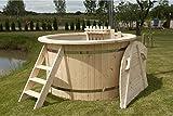 Badetonne Hot Tub