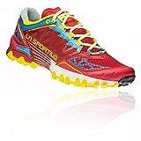 La Sportiva Bushido Woman Running Schuh, Damen 40 rot
