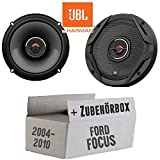 Ford Focus 2 Heck - JBL GX602 | 2-Wege | 16cm Koax Lautsprecher - Einbauset