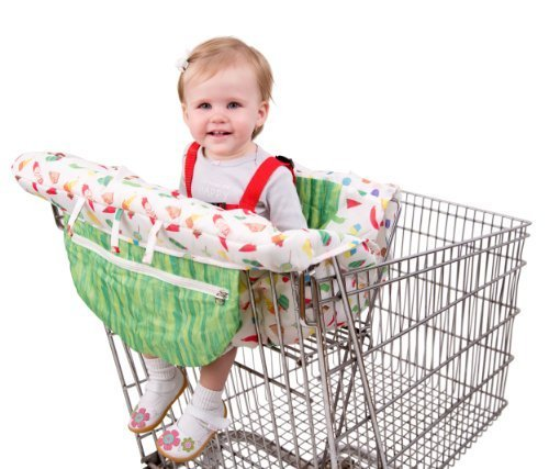 Eric Carle Shopping Cart Cover, Baby Cart Cover,...