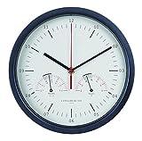 L'ATELIER DU VIN - Horloge Hygro-Thermo - Mesurer la Température et l'Humidité de Votre Cave - Pile AAA Incluse...
