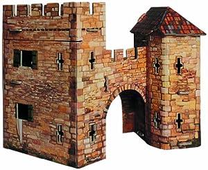 CLEVER PAPER- Puzzles 3D Puerta Antigua (142441)
