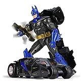 YYHSND Enfant Déformation Batman Voiture Robot Modèle Jouet Garçon Haut de Gamme Cadeau Déformation Voiture Jouet Modèle Cadeau