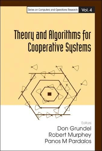 Theory And Algorithms For Cooperative Systems (Series on Computers and Operations Research, Band 4)