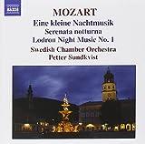 Serenades K.525 : Une Petite Musique De Nuit - K.239 : Notturna - Divertissement