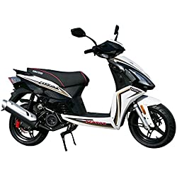 "Scooter ""CITY"" 125cc KENROD"