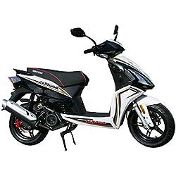 "Scooter ""CITY"" 125cc KENROD"