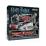 Wrebbit 3D W3D-1009 - Hogwarts Express Zug - 3D-Puzzle