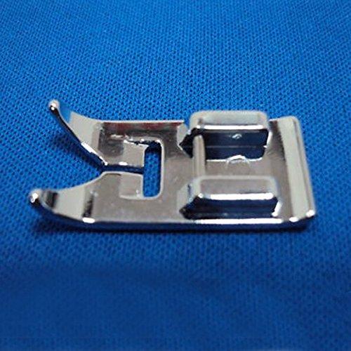 Tinksky Portable multifunktionale geraden Stich Fuß Snap On Nähfuß für inländische Nähmaschinen (Fuß Nähmaschine Portable Fuß)