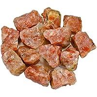 Heilung Kristalle Indien 1Lb Sonnenstein Steinen aus Asien, rauer Bulk Raw natürlichen Kristallen für cabbing... preisvergleich bei billige-tabletten.eu