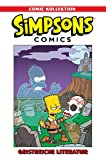Simpsons Comic-Kollektion: Bd. 17: Geistreiche Literatur