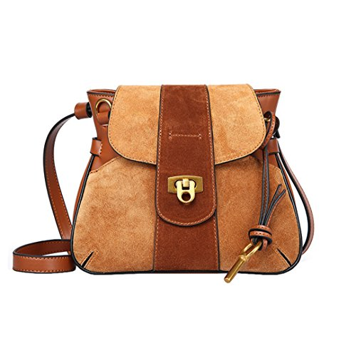 aimashi-ladies-retro-leather-shoulder-bag-cowhide-handbag-nubuck-crossbody-bag-lock-frosted-saddle-b